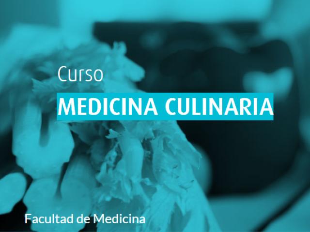 Medicina culinaria