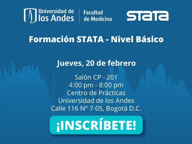 Formación STATA - Nivel Básico
