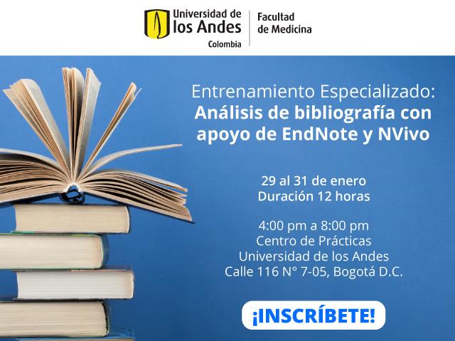 Análisis de bibliografía con apoyo de EndNote y NVivo