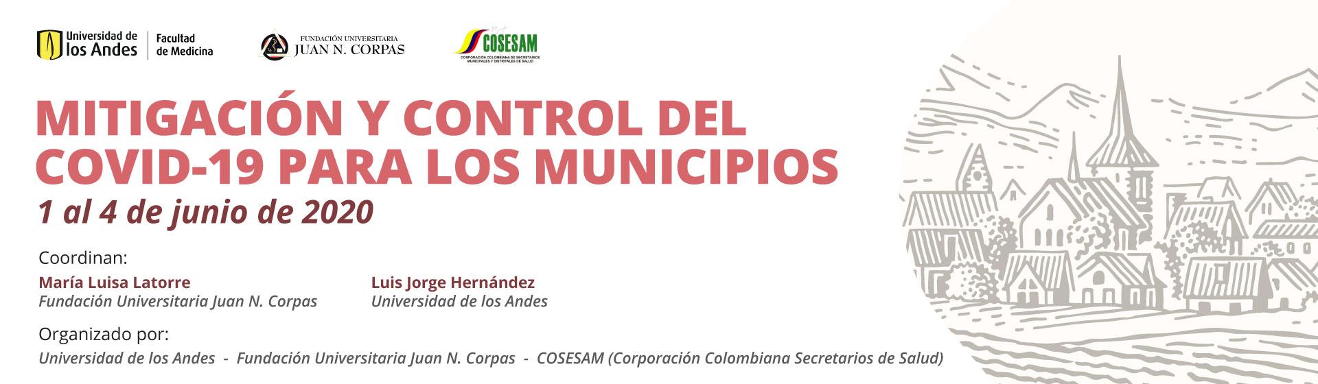 Mitigación y Control del COVID-19 para los municipios