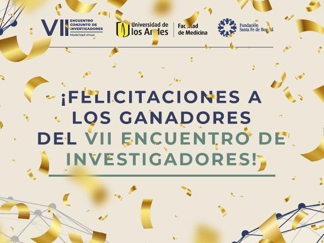 Felicitaciones a los ganadores del VII ECI