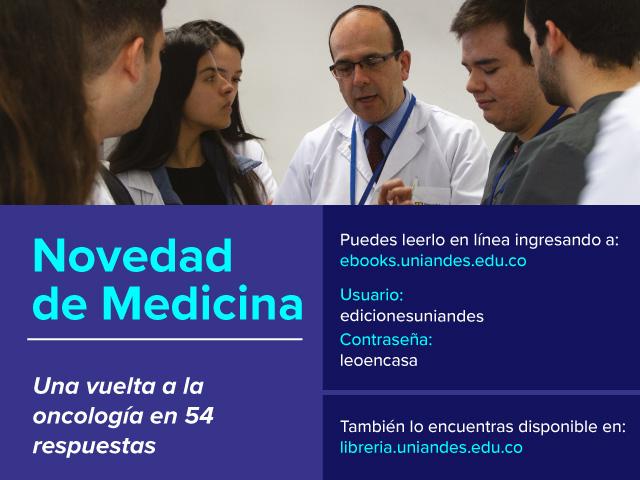 Novedad de Medicina