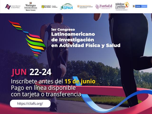 1er Congreso Latinoamericano de Investigación en Actividad Física y Salud