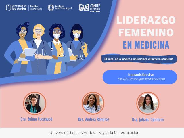 Liderazgo Femenino en Medicina