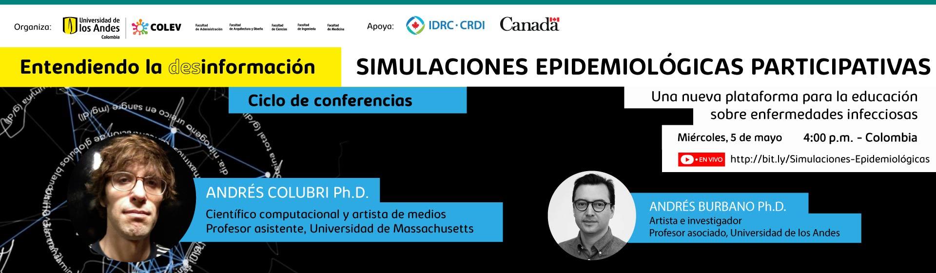 Simulaciones Epidemiológicas Participativas