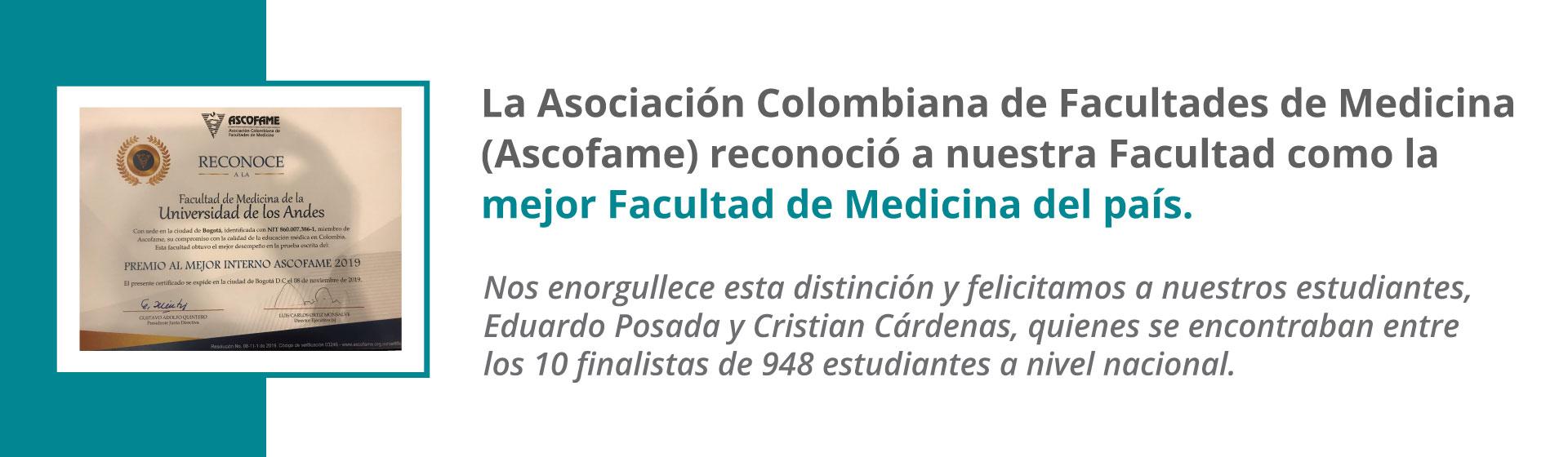 Mejor Facultad de Medicina