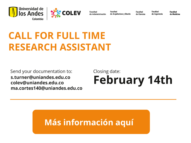 Call for full time research assistant