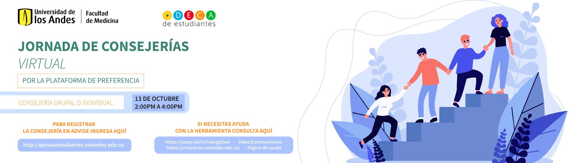 JORNADA DE CONSEJERÍAS VIRTUAL