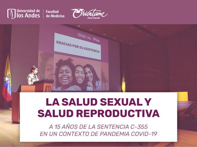 La Salud Sexual y Salud Reproductiva
