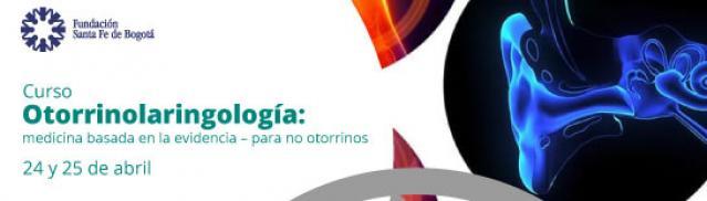 Curso Otorrinolaringología